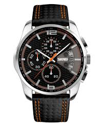 buy skmei imported trendy casual analog leather quartz 5 atm mens buy skmei imported trendy casual analog leather quartz 5 atm mens watch nwa05s101c0 online