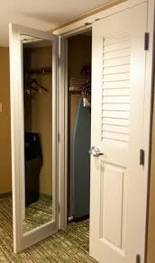 building a false wall in closet image