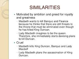 comparative essay on macbeth and lady macbeth macbeth   essay comparing macbeth and lady macbeth samroz ru