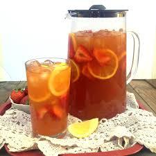 capresso iced tea maker brews homemade iced tea in minutes glitter n e