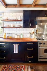 ... Marvellous Kitchen Counter Tv Remodel Overhang Black Wall Cabinet Brown  Wooden Black Base Cabinet White Wall Interesting Kitchen Counter Extension  ...