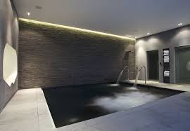 Beautiful Basement Spa Pool London Zwembaden Pinterest Basements And Intended Modern Design