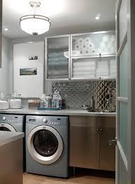 Washer Dryer Cabinet interior design enchanting stackable washer dryer with dark wood 1337 by uwakikaiketsu.us