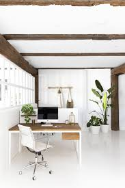 white office design. Clean Inspiring Office Design From Spell And Gypsy | Coco Kelley White