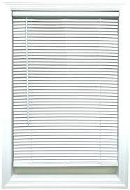 Mini Blinds Home Depot Faux Wood Fake Cheap Magnetic