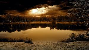 dark nature background hd. Wonderful Dark Dark Lake Background On Nature Hd X