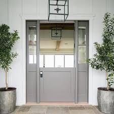 Dutch Front Door Wish Gray Design Ideas With Regard To 11