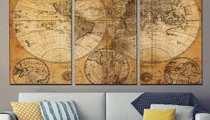 for canvas piece ideas nature bedroom stunning mens sets stag erfly large fabric wall master abstract