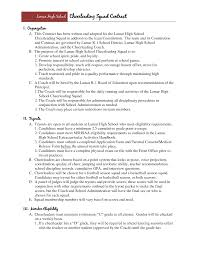 Cheerleading Coach Sample Resume Cheer Coach Resume Ideas shalomhouseus 1