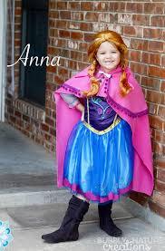 diy disney frozen anna no sew cape anna easy frozen cape for a custom look