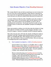 Strong Resume Headline Examples Best Of Career Objective