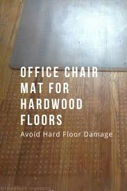 hardwood floor chair mats. Office Chair Mat For Hardwood Floors- Avoid Hard Floor Damage | HeartWork Organizing, Tips Organizing Your Home \u0026 Decluttering Mats
