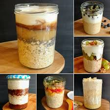 how to make overnight oats in a jar