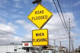 Sea Isle City Installs Flood Warning Signs Affixed With Live