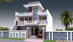 glamorous houses designs by s i consultants home design
