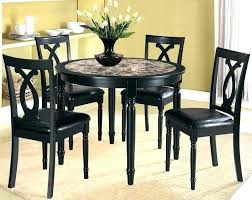 compact dining table for 6 small round wood wooden sets kitchen dinette furniture chair 60