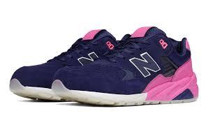 new balance 580. new balance 580 elite edition solarized, navy with pink