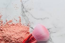 the secret to avoiding cakey makeup according to a makeup artist