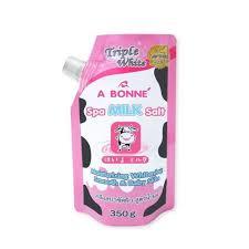 A BONNE' Spa Milk Salt   Worldwide Shipping   Thai Wholesaler