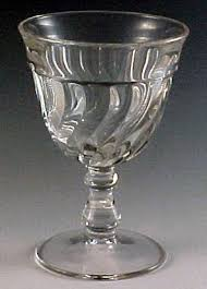Fostoria Glass Patterns Enchanting Spirals And Swirls Fostoria Colony Elegant Glass From The 48s
