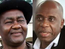 Image result for magnus Abe And Chief justice of nigeria
