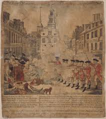 want to start a revolution nathaniel philbrick talks bunker hill paul revere s 1770 engraving the boston massacre acirccopy museum of fine arts