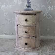 image of repair round bedside table