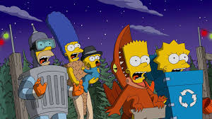 FXX Announces The Simpsons U0027Treehouse Of Horroru0027 Marathon For All The Simpsons Treehouse Of Horror Episodes