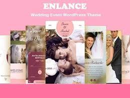 Wedding Website Template Custom 48 Best WordPress Wedding Themes Images On Pinterest Wedding