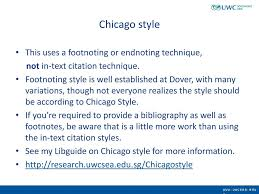 Referencing And In Text Citation Strategies To Use In Research