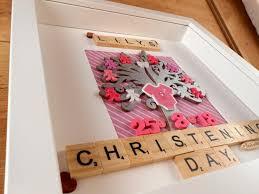 personalised christening gift baby