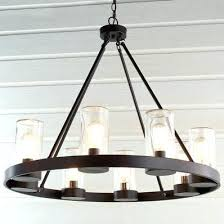 wrought iron chandeliers rustic wood and wooden shades of light throughout round c wrought iron chandeliers rustic
