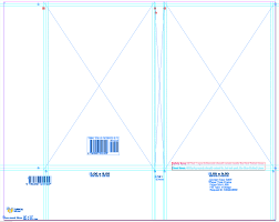cover template for self publishers