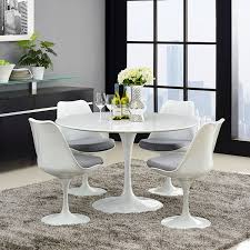White Dining Room Furniture Dining Best Round Pedestal Dining Table For Elegant Dining Room
