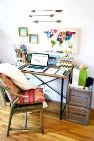 craft room home office design. Remarkable Dining Room Office Combo Ideas Pace Boho Small Home And Craft Design Living Ideas.