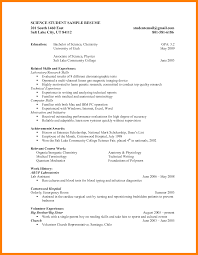 resume medical student sample medical student resume military bralicious co
