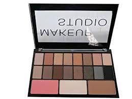 sivanna colors makeup studio eyeshadow blusher palette multi shades