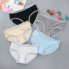 2019 Teenage <b>Girl</b> Panties <b>Cotton</b> Young <b>Girls Briefs Comfortable</b> ...
