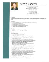 Realtor Resume Sample Realtor resume for reo 70