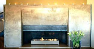 concrete mantel fireplace shelf ideas mantelpiece wood effect