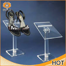 Footwear Display Stands Acrylic Footwear Display Stand Acrylic Footwear Display Stand 46