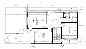free architectural house plans house floor plans for autocad dwg free sea