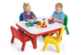 table and chair set for toddlers. discount school supply - angeles® baseline® toddler 30\ table and chair set for toddlers