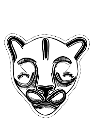 Our printable masks include thirteen animals—bears, bunnies, cats, dogs, elephants, foxes, goats, lions, monkeys, mice, owls, pandas, and tigers. Free Printable Mask Coloring Pages For Kids