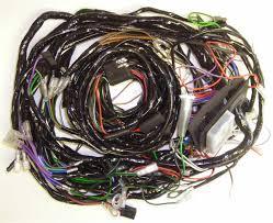 body wiring harness triumph spitfire mk  main body wiring harness triumph spitfire mk 3