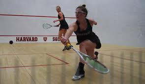 Eleonore Evans - 2019-20 - Women's Squash - Harvard University