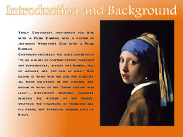 the girl the pearl earring plot summary 3