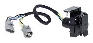 hopkins plug in simple vehicle wiring harness for factory tow next