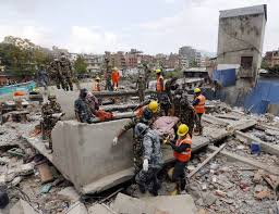 Residents in the indian city of guwahati said they felt tremors, 400 miles away. Nepal Asks India Others To Withdraw From Earthquake Rescue Nepal Earthquake 2015 News