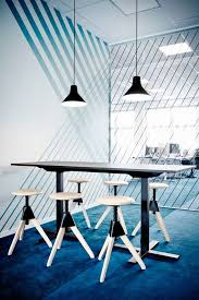 sveriges snyggaste kontor more blue office room design